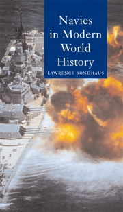 Jacket Image For Navies in Modern World History