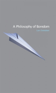 Jacket Image For A Philosophy of Boredom