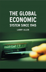 Jacket Image For The Global Economic System since 1945