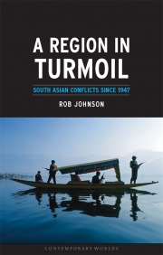 Jacket Image For A Region in Turmoil