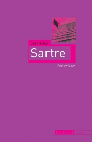 Jacket Image For Jean-Paul Sartre
