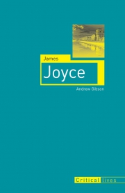 Jacket Image For James Joyce