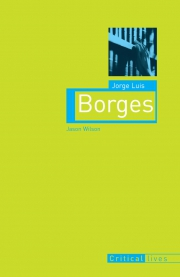 Jacket Image For Jorge Luis Borges