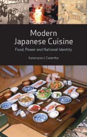 Jacket Image For Modern Japanese Cuisine