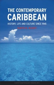 Jacket Image For The Contemporary Caribbean
