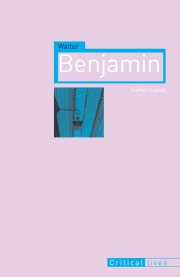 Jacket Image For Walter Benjamin