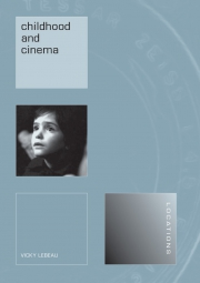 Jacket Image For Childhood and Cinema