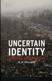 Jacket Image For Uncertain Identity