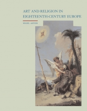 Jacket Image For Art and Religion in Eighteenth Century Europe