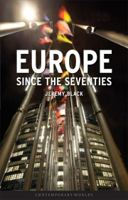 Jacket Image For Europe since the Seventies