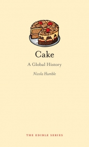 Jacket Image For Cake