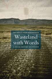 Jacket Image For Wasteland with Words