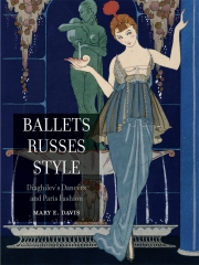Jacket Image For Ballets Russes Style