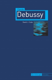 Jacket Image For Claude Debussy