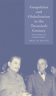 Jacket Image For Geopolitics and Globalization in the Twentieth Century