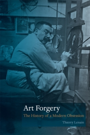 Jacket Image For Art Forgery