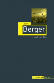 Jacket Image For John Berger
