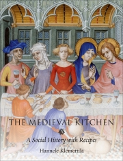 Jacket Image For The Medieval Kitchen