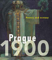 Jacket Image For Prague 1900